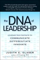 The DNA of Leadership book summary
