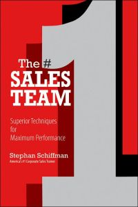 The #1 Sales Team book summary