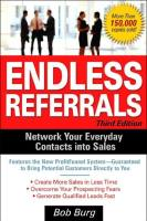 Endless Referrals book summary