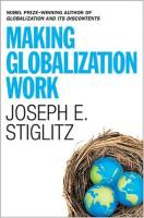 Making Globalization Work book summary