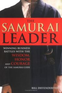 The Samurai Leader book summary