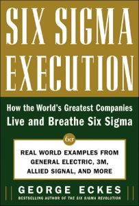 Six Sigma Execution book summary