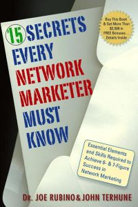 15 Secrets Every Network Marketer Must Know book summary