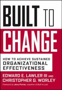 Built to Change book summary