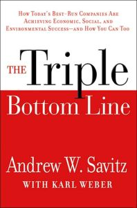 The Triple Bottom Line book summary