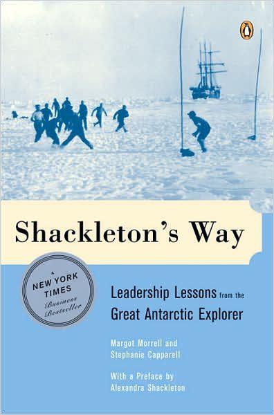 Image of: Shackleton's Way