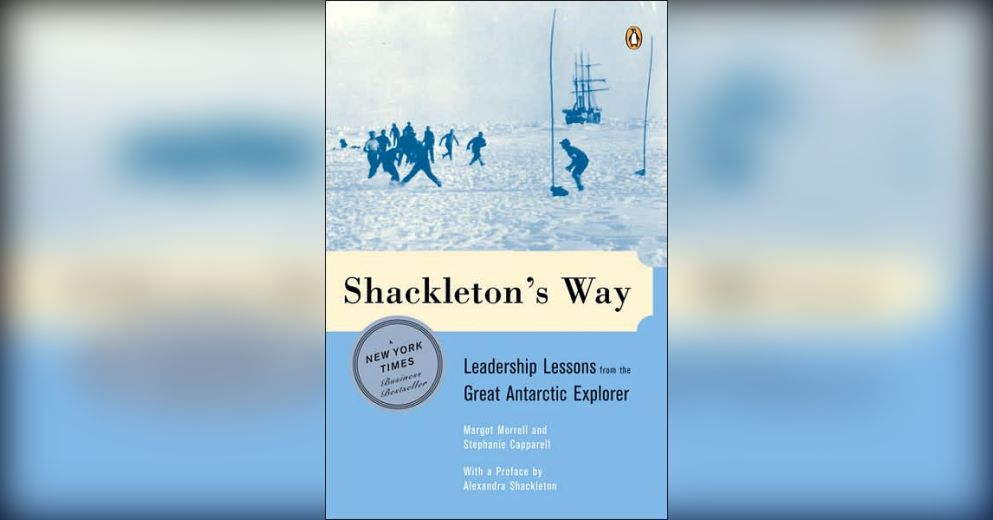 overview of ernest shackletons theory of leadership The following is an interview with dennis perkins, author of leading at the edge: leadership lessons from the extraordinary saga of shackleton's antarctic expedition how did the concept of leading at the edge come about how did you originally come to the shackleton story.