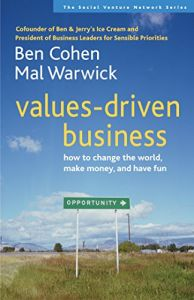 Values-Driven Business book summary