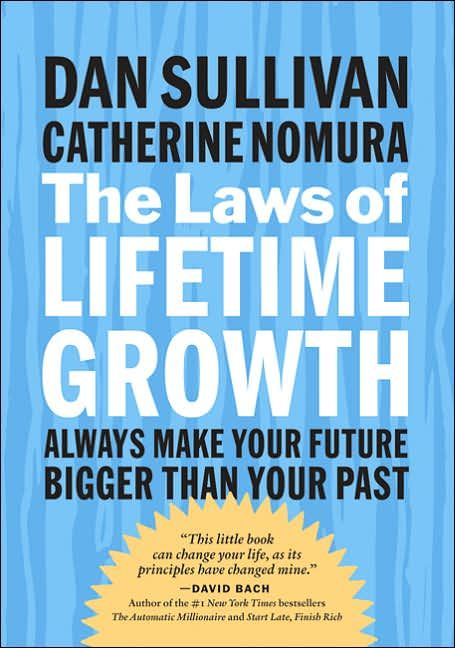 Image of: The Laws of Lifetime Growth