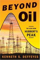 Beyond Oil book summary