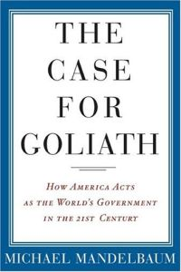 The Case for Goliath book summary