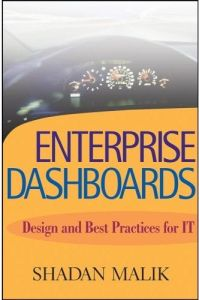 Enterprise Dashboards book summary
