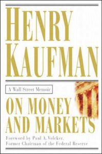 On Money and Markets book summary