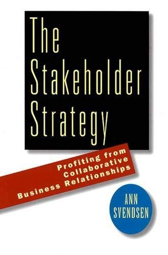 Image of: The Stakeholder Strategy
