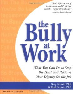The Bully at Work book summary