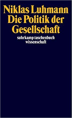 Image of: Die Politik der Gesellschaft