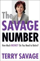 The Savage Number book summary