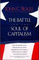 The Battle for the Soul of Capitalism book summary