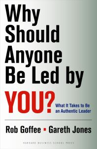 Why Should Anyone Be Led by You? book summary