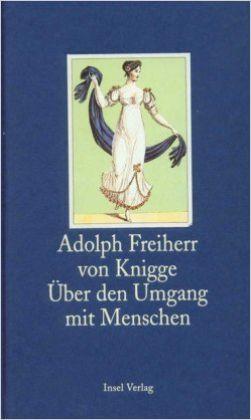 Image of: Über den Umgang mit Menschen