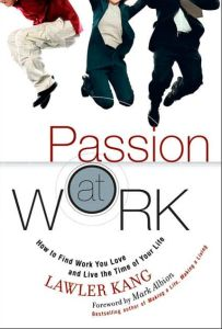 Passion at Work book summary