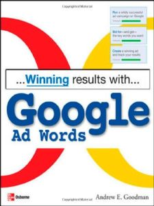 Winning Results with Google AdWords book summary