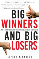 Big Winners and Big Losers book summary