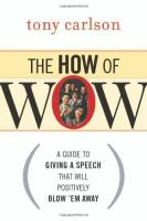 The How of Wow book summary