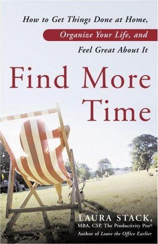 Image of: Find More Time
