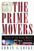 The Prime Movers book summary