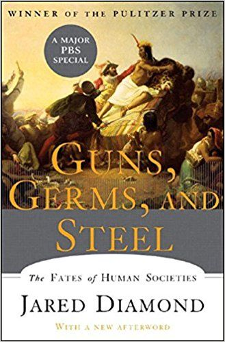 Image of: Guns, Germs, and Steel