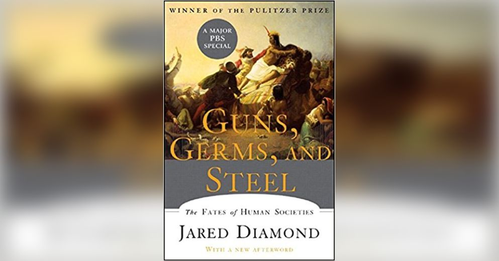 guns germs and steel summary of In the introduction to guns, germs, and steel, diamond claims that yali's question was the inspiration for the book yali, a local politician in new guinea (where diamond was doing field work.