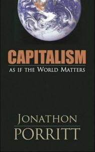 Capitalism As If the World Matters book summary