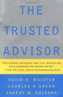 The Trusted Advisor book summary