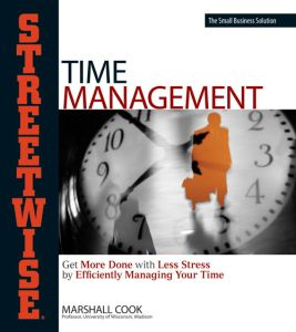 Streetwise Time Management book summary