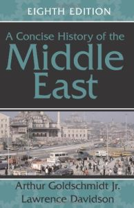A Concise History of the Middle East book summary