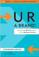 U R a Brand! book summary
