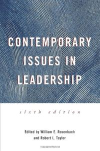 Contemporary Issues in Leadership book summary