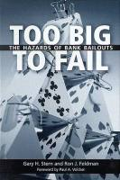 Too Big to Fail book summary