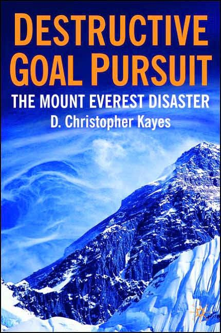 Image of: Destructive Goal Pursuit