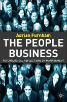 The People Business book summary