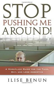 Stop Pushing Me Around! book summary