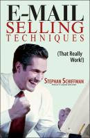 E-mail Selling Techniques book summary