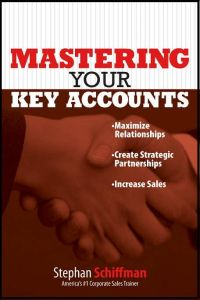 Mastering Your Key Accounts book summary