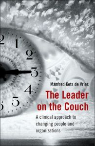 The Leader on the Couch book summary