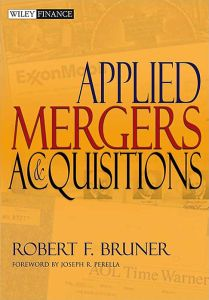 Applied Mergers and Acquisitions book summary