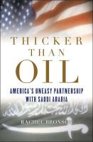 Thicker than Oil book summary