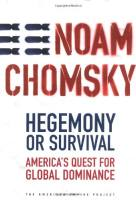 Hegemony or Survival book summary
