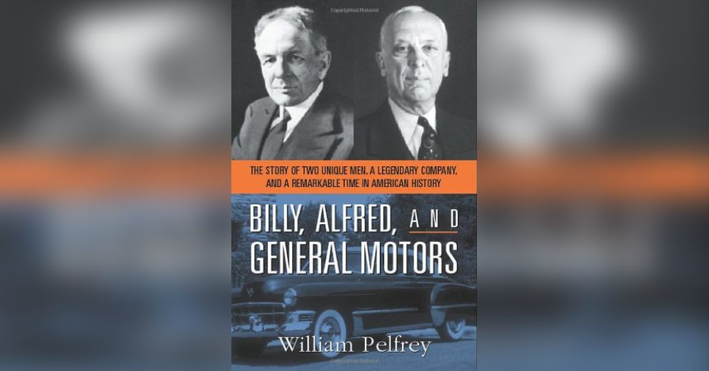 Billy Alfred And General Motors Summary William Pelfrey