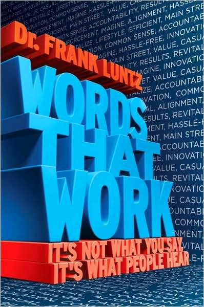 Image of: Words That Work